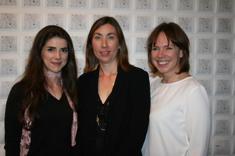 Photo of Meadhbh O'Connor, Dr Hilary Murray, Emer O Boyle