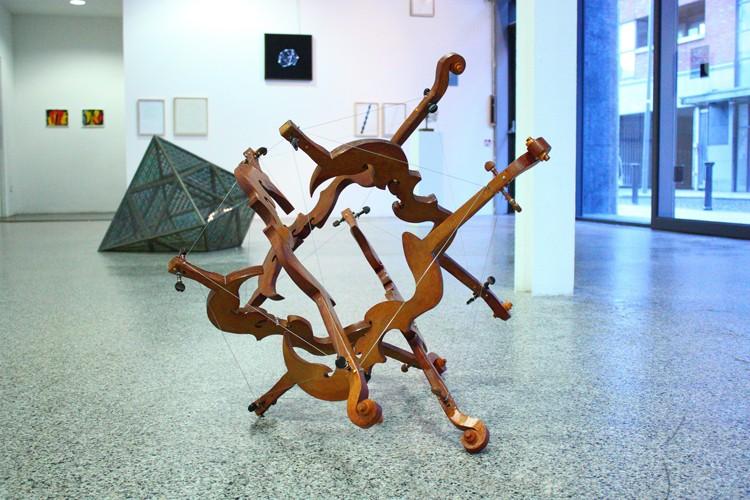 'Capriccio', 2015. Sculpture by Méadhbh O'Connor,