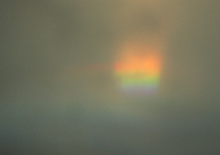 Meadhbh O'Connor, contemporary art, photography, atmospheric optics