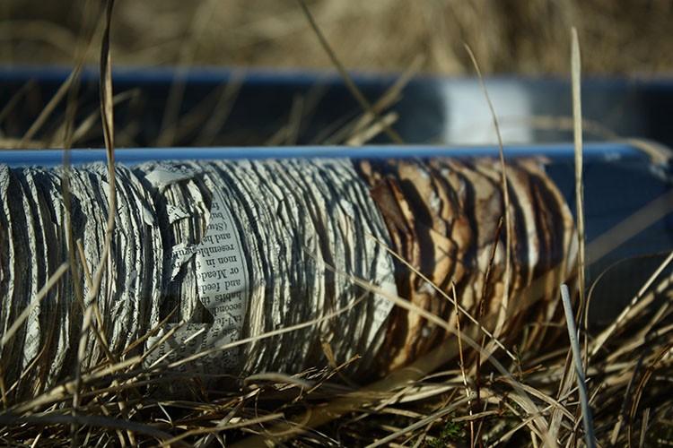 Meadhbh O'Connor, Geo-Strata, installation art