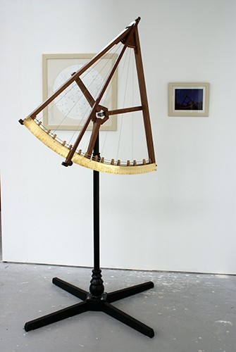 Meadhbh O'Connor, Stellar Music Fantasy, sculpture